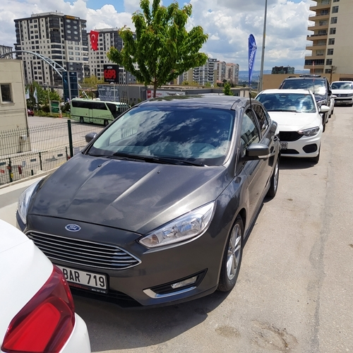 Eryaman Kiralık Ford Focus