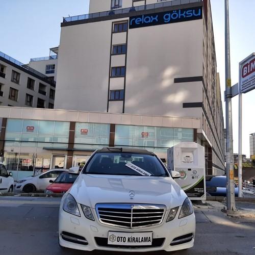 HK Rent a Car Kiralık Mercedes E 220